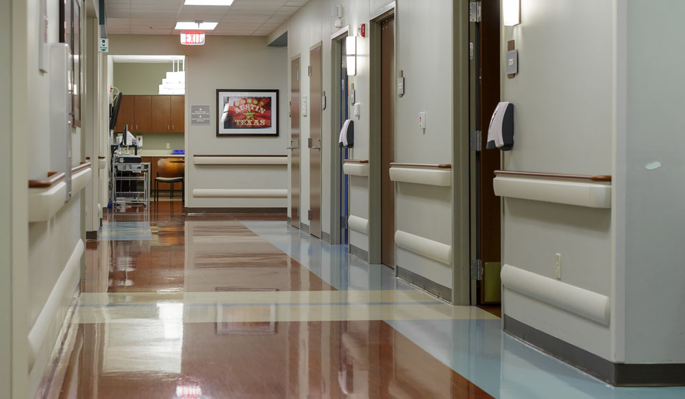 Floor Care in Healthcare Facilities